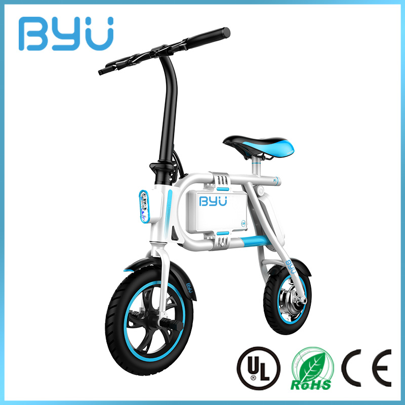 2016 Original Design Mini Folding Electric Bike