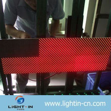 scrolling/moving message display sign P4 dual color dotmatrix led display module for advertising p4/p4.75/p7.62 led dot matrix
