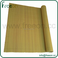 Basic Plastic Cane 14mm Double Face Fence 1x3m Bamboo