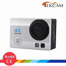 2017 Hot sale 4K action camera Q3H 2.0 inch 170 degree IP68 waterproof 4k sport cam Q3 3x video full hd camera Q3H