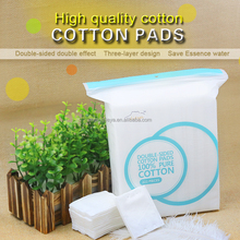 Guangdong Customized Different Size Rectangular Brand Cotton Pad