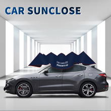 SUNCLOSE folding car tent two car garage