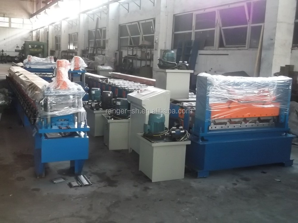 Tile Forming Machine Type and Roof,roof Use steel roof tile making machine