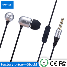 High quality custom branded premium earphone mp3 studio promotional factory headphone for gift