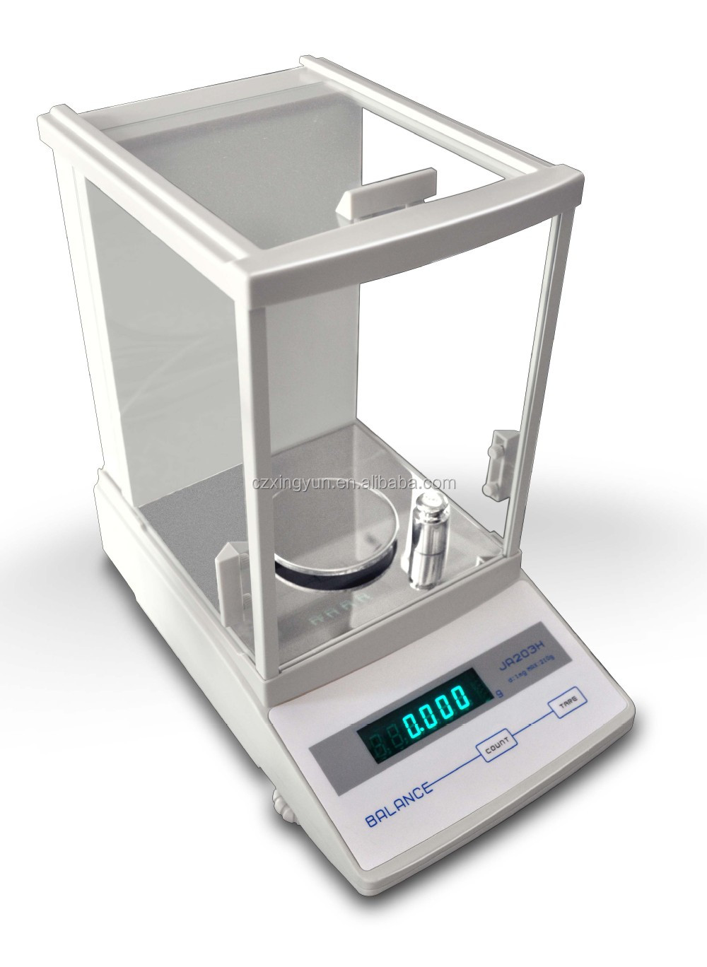 0.001g(1mg) LED display electronic machines/analytical scale/laboratory balance
