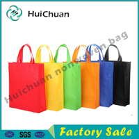 Hot sale customized polyester recyclable tote bag