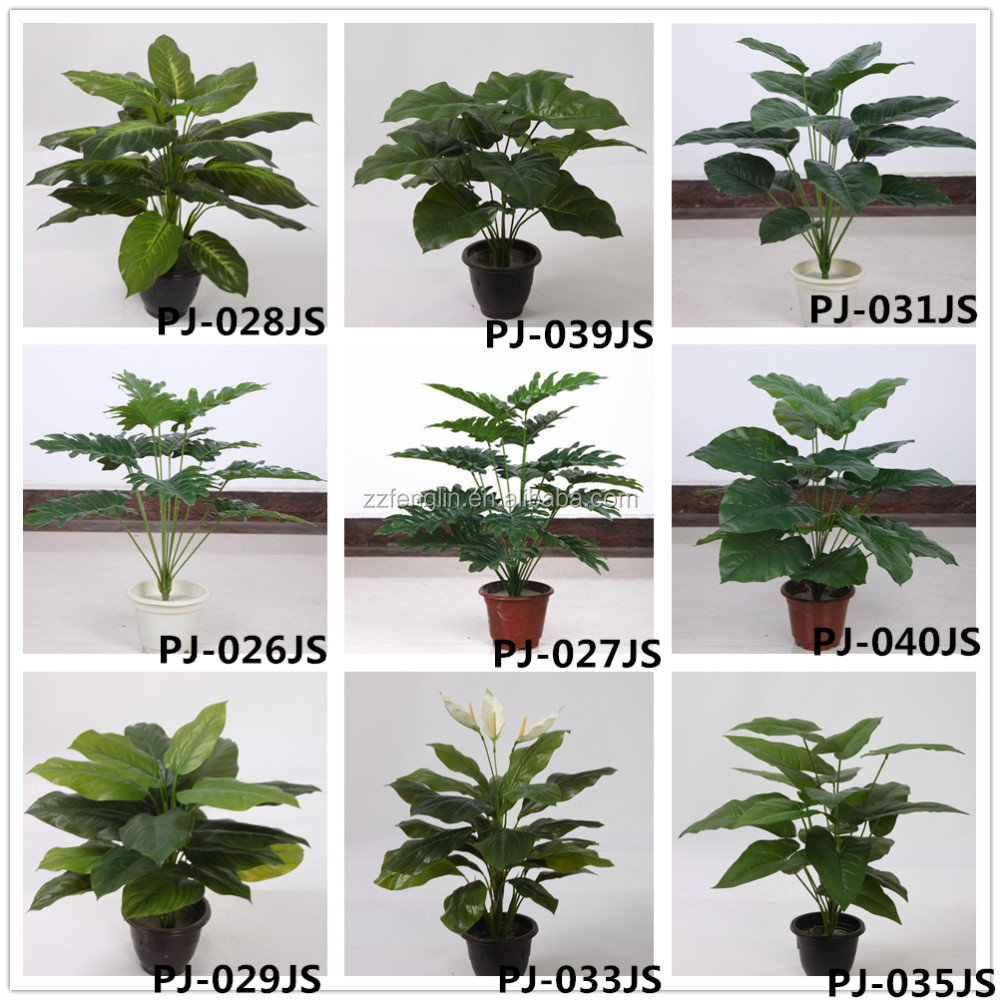 Factory wholesale simulation plant indoor decorative for Indoor decorative plants
