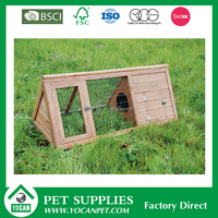 professional wooden rabbit breeding cages hutches for sale