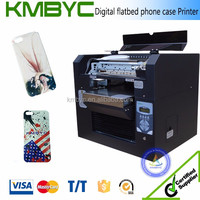 DX5 printhead uv led flatbed inkjet printer digital cell phone case printer from China
