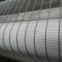China Manufacture Stainless Steel Architectural Mesh
