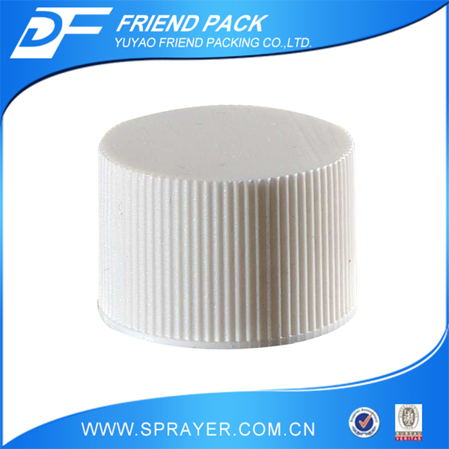 made in China 24/410 plastic vial with screw cap