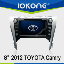 Dash board dvd multimedia in car for Toyota Camry 2012