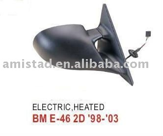 FOR BMW E46 2D 98-03 CAR MIRROR WITH ELECTRIC / HEATED CAR DOOR MIRROR