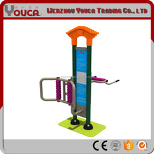 Galvanized steel pipe outdoor public fitness equipment of Community