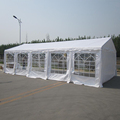 White or customized outdoor winter party tent for sale