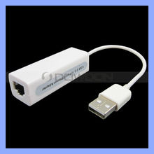 USB 2.0 to Ethernet Adapter for 11.6 Inch 13.3 Inch Apple Macbook Air