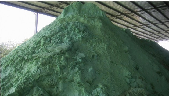 High Purity ferrous sulfate For Water treatment chemicals with best prices