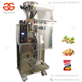 Small Food Peanut Sunflower Seeds Cashew Nut Filling Sealing Almond Granule Nuts Packaging Automatic Chin Chin Packing Machine