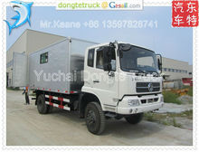 new model Dongfeng 4*4 repairing workshop truck