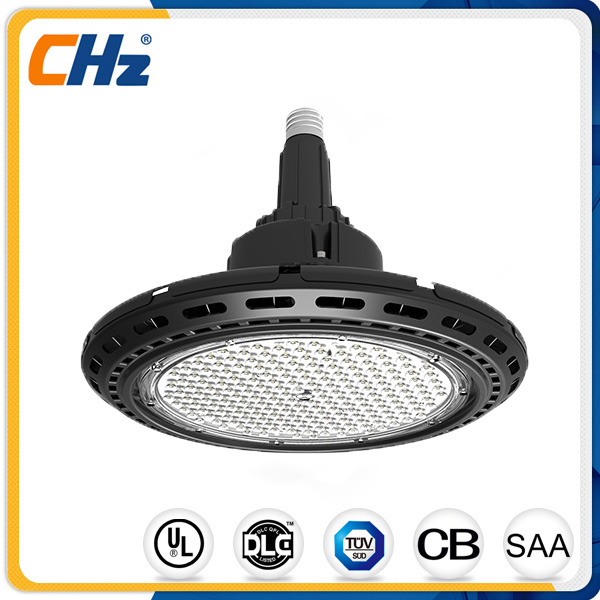 CE ROHS 240W ufo led high bay light warehouse industrial logistic centers