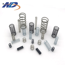 Small retaining spring heavy load compress spring