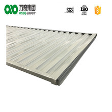 galvanized steel cable tray covers and trunking cover