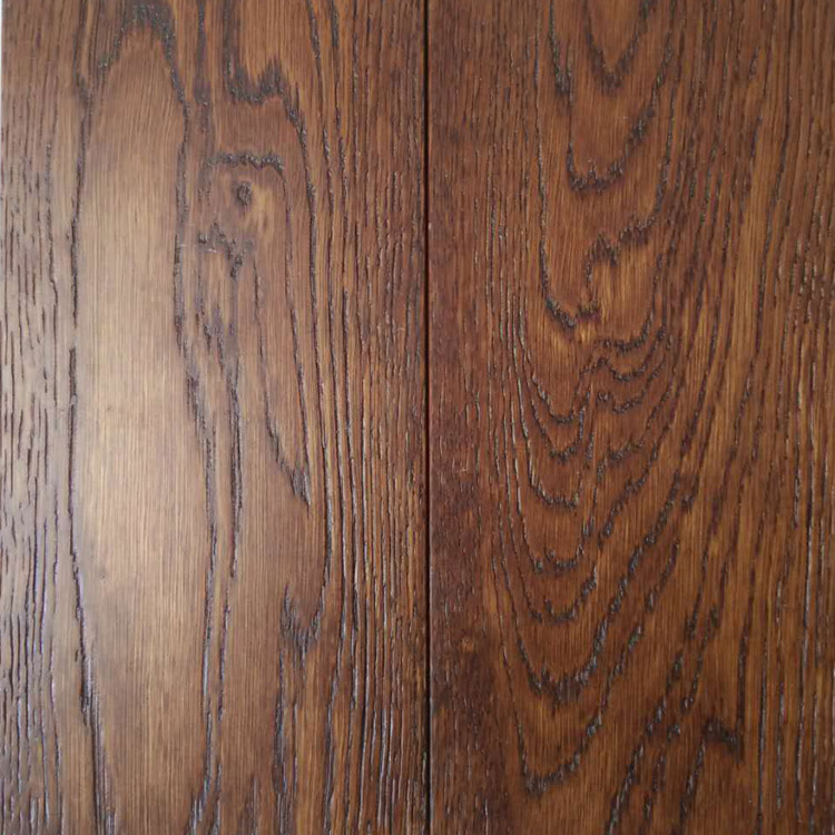White <strong>Oak</strong> Engineered Distressed Wood Flooring