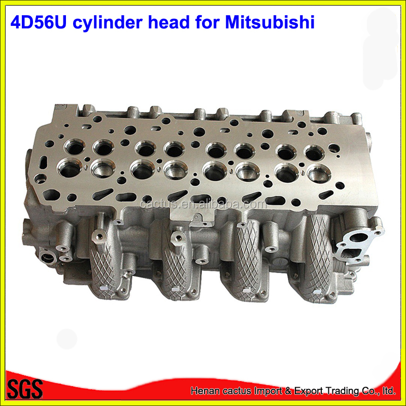 Auto engine <strong>parts</strong> diesel cylinder head 4D56U amc 908 519 for <strong>Mitsubishi</strong> <strong>L200</strong> Triton Strada Pajero sport 2.5L