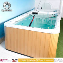 SpaRelax hot sales low price 5.8m Swimming pool hot tub for 8 persons