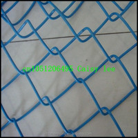 high quality and hot sale 9 gauge Chain Link Fabric Mesh,Galvanized&Plastic Coated Diamond Mesh Fence