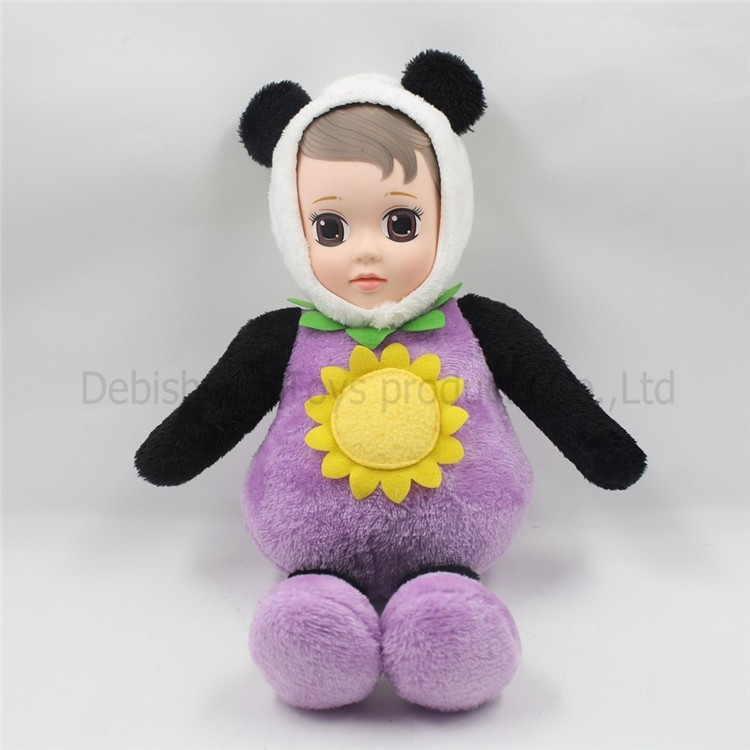 (YW-XR161201) Wholesale DBS stuffed toy baby boy plush dolls for kids