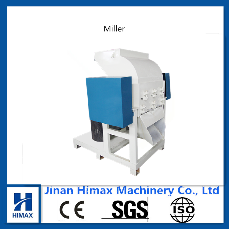full automatic bread crumb grinder milling machine for sale with SMJ-II