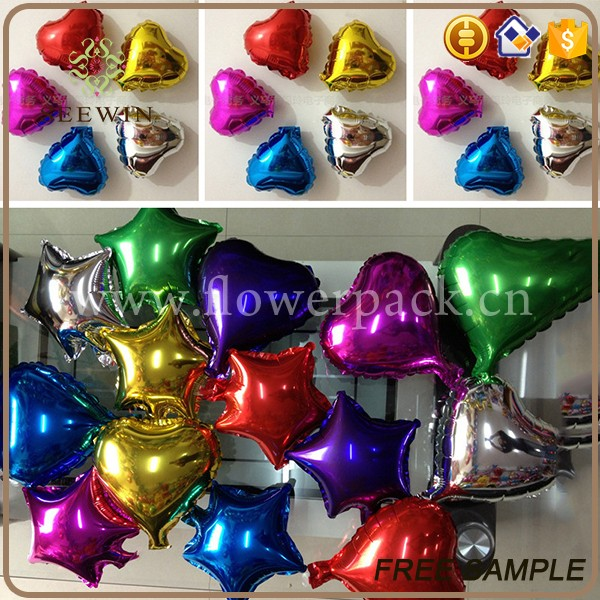 wholesale christmas holiday decorative cartoon style foil number balloon