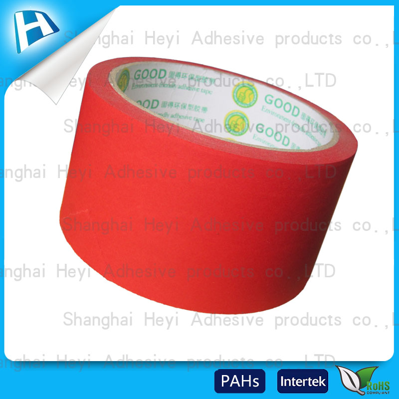 general used white paint tapes with crepe paper material