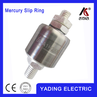 Mercury slip ring A1H25S electrical rotating connector ring
