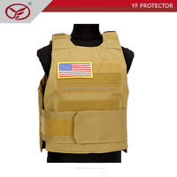 factory prices tactical AK 47 resistant bulletproof vest Body Armor Protection
