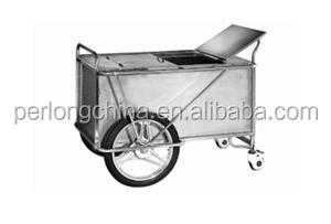 Sterilize hospital instruments stainless steel trolley F-40