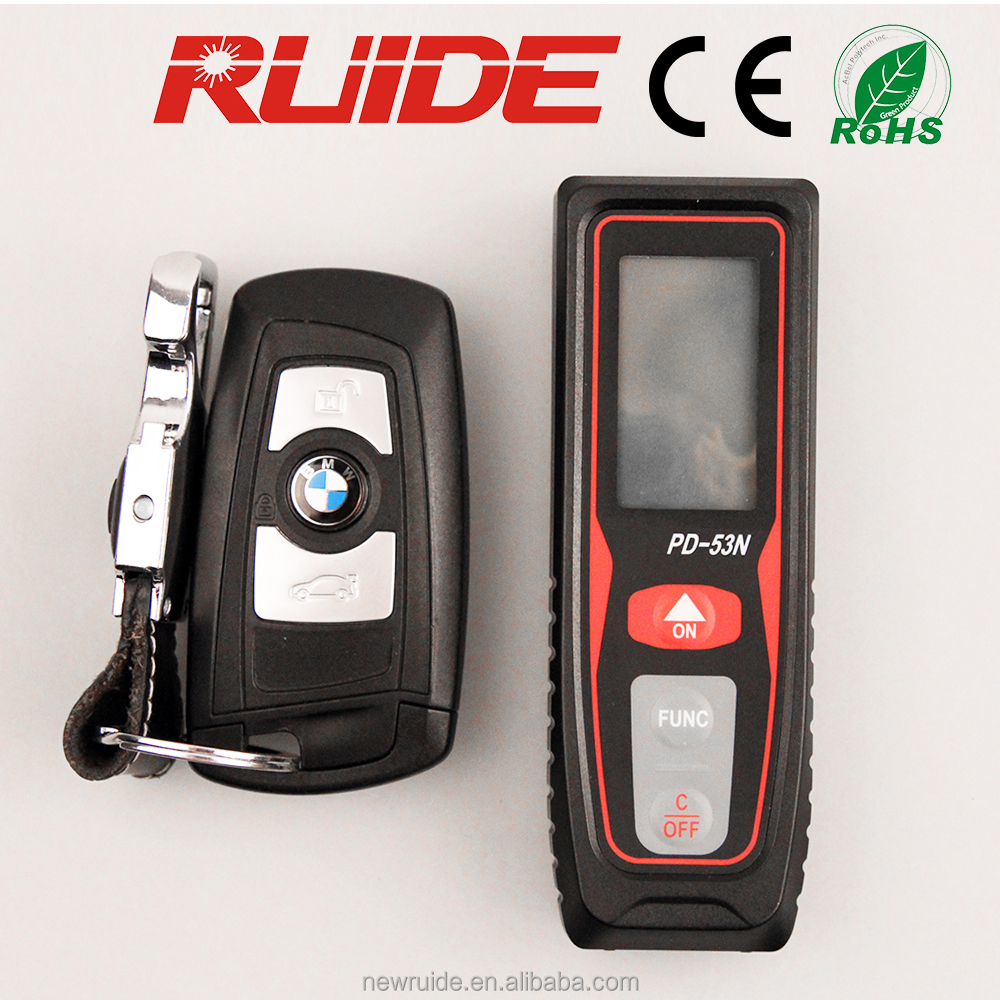 mini laser distance meter / measuring instrument/ laser rangefinder measure