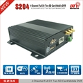 p2p cloud 4ch sd card mobile dvr with gps 3g wifi,S204 series