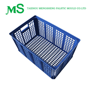 Professional Certificated High Quality Crate Plastic Mould Injection