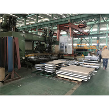 Sheet metal fabrication machinery work