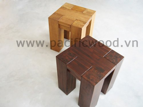 Chair By Hardwood