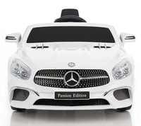 Mercedes-Benz SL400 Plastic Material and Ride On Toy Style Kids Plastic Car Ride on Car Toy