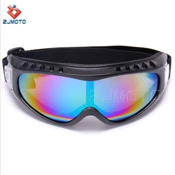 Ergonomic Polyurethane Frame Iridium Motorcycle Racing Ski Snowboard Goggles Eye Protection Sunglasses