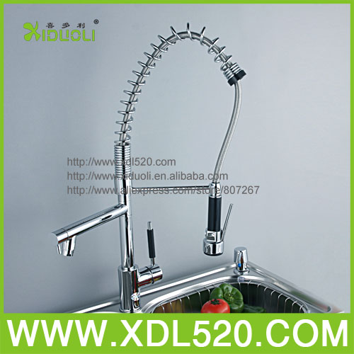 pull out water ridge sink kitchen faucet - buy kitchen faucet