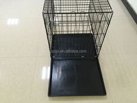 2016 new trend comfortable soft airline approved plastic dog travelling cage