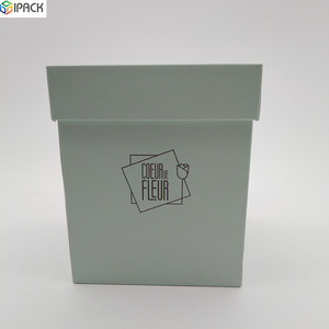 Candy paper box packaging with lids
