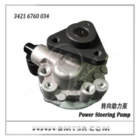 6 years golden supplier china selling car power steering pump for bmw E46 and auto parts power steering pump