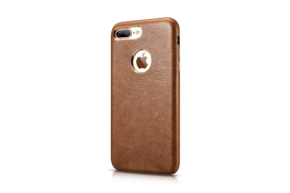 Xoomz For iPhone 7/7 Plus,Original Xoomz Slim Thin PU Leather Back Case Cover For iPhone 7/7 Plus PX-008