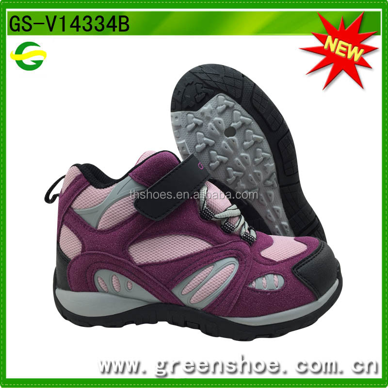 china wholesale boots for girls,hot sale kids high cut shoes